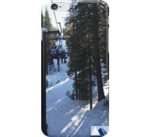 Snowy Scene 4 iPhone Case/Skin