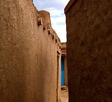 Pueblo Zen by doorfrontphotos