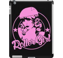 Roller Girl  iPad Case/Skin