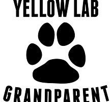 Yellow Lab Grandparent by kwg2200