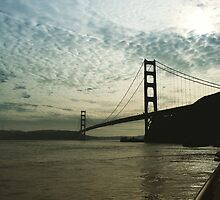 Gate to the Golden State by laurensea