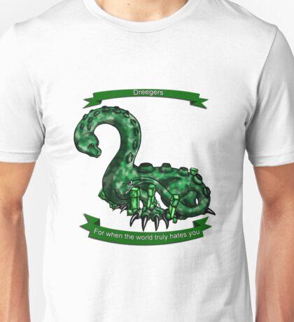 Dreeger, the Dragon Creeper Unisex T-Shirt