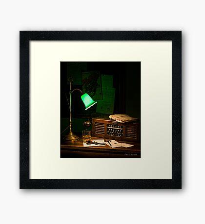 Old Masters Series (Print 7) Framed Print