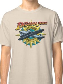 Indiana Jones Adventure Outpost Classic T-Shirt