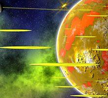 Moonbase by Dean Warwick