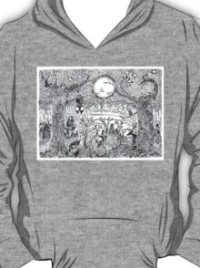 Night in the Forest T-Shirt