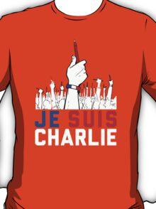 Je Suis Charlie shirt, sweatshirt and more T-Shirt
