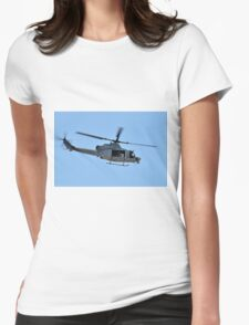UH-1Y Huey Helicopter Womens Fitted T-Shirt