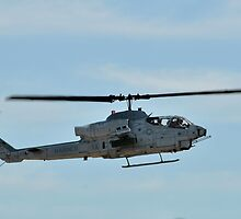 AH-1Z Super Cobra/Viper Helicopter by Eleu Tabares