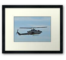 AH-1Z Super Cobra/Viper Helicopter Framed Print