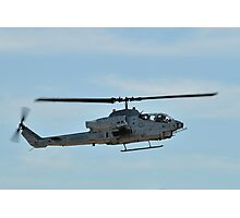 AH-1Z Super Cobra/Viper Helicopter Photographic Print