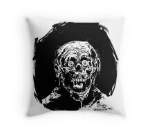 RETURN OF THE LIVING DEAD  TARMAN ZOMBIE Throw Pillow