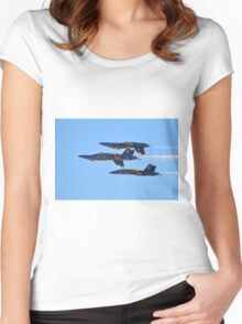 U.S. Navy Blue Angels Women's Fitted Scoop T-Shirt