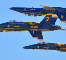 U.S. Navy Blue Angels Sticker