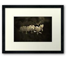 Charm Bracelet Framed Print