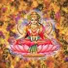 Shri. Laxmi Amma by artyrau
