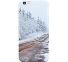 Rough Roads Ahead iPhone Case/Skin