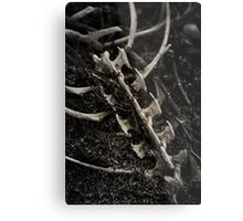 Death & Destruction Metal Print