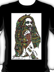 Rasta Vibrations T-Shirt