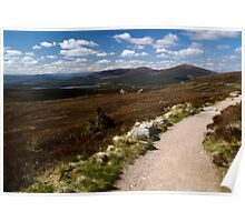 Cairngorms Poster