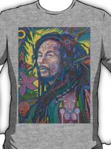 Rasta Sun God T-Shirt