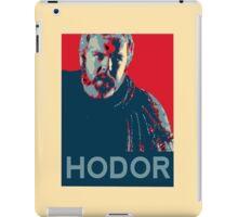 HODOR! iPad Case/Skin