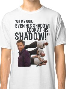 LOOK AT HIS SHADOW! Classic T-Shirt
