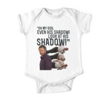 LOOK AT HIS SHADOW! One Piece - Short Sleeve