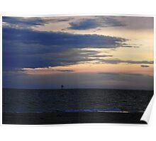 Sunset in Light Poster