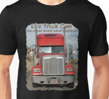 Live Truck Cam Old Red Unisex T-Shirt