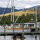 Tasmanian Waterways by Kirsten H
