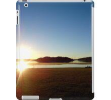 Lake Moondarra iPad Case/Skin
