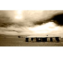 Abandoned House, Clare Photographic Print