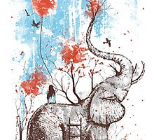 A Happy Place by Norman Duenas