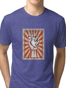 Online Activist Tri-blend T-Shirt