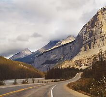 Icefields Parkway by algill