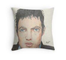 Jakob Dylan Throw Pillow