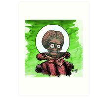 MARS ATTACKS!! Art Print