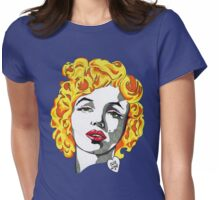 Marilyn Monroe t-shirt Womens Fitted T-Shirt