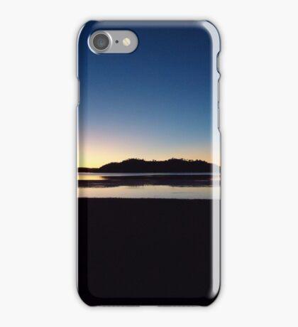 Lake Moondarra iPhone Case/Skin