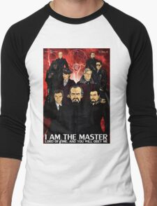 I Am The Master Men's Baseball ¾ T-Shirt