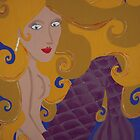 Brittini Mermaid by JennyA by JennyTheArtist