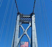 Memorial Day Bridge by Jim Sugrue