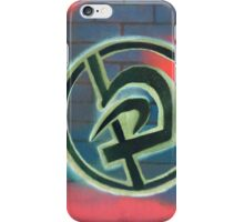 Krav Maga Graffiti iPhone Case/Skin