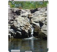 Little waterfall iPad Case/Skin