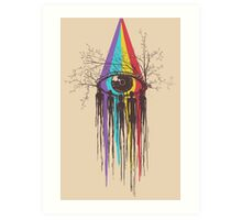 Look into the Future Art Print