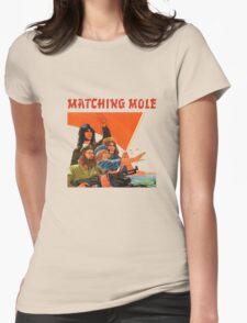 Matching Mole Womens Fitted T-Shirt