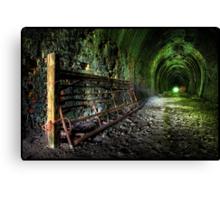 Benniworth Tunnel Canvas Print