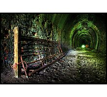 Benniworth Tunnel Photographic Print