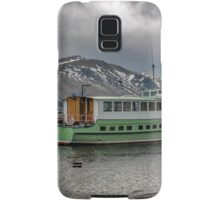 Tourist Boat at Glennridding Samsung Galaxy Case/Skin